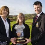 Julianne Wins Coveted Kerryman Captains' Golf Challenge