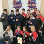 Medals, Moving and More for Boxing Club and Revamp