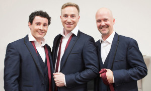 The Three Tenors set to visit Castleisland on December 19th.