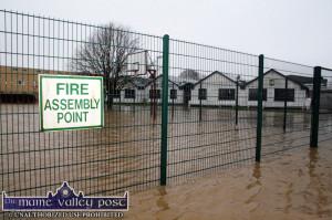 Castleisland Flooding 24-1-2014