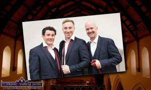The Three Tenors from left: Dominic McGorian, Shane Morgan and Derek Moloney all set for their pre-Christmas visit to Castleisland tonight, December 19th. From 8pm. Doors open at 7:30pm.