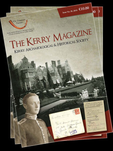 The Kerry Magazine 2018 cover. The magazine is available now in newsagents and supermarkets throughout Kerry and beyond.