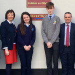 Easter Camp Trip to China for Students Eibhlís and Darragh