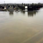 Unprecedented Flood Levels Swamp Graves in Kilbanivane