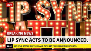 Lip Synch Battle 2018 as you've never seen it before. Courtesy of Neil O'Sullivan
