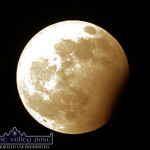 Blue Moon, Super Moon and Eclipse in the One Night