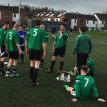 Ten Man Castleisland AFC Suffer First League Defeat