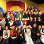 Choir and Parishioners Smothered in Praise Since Sunday