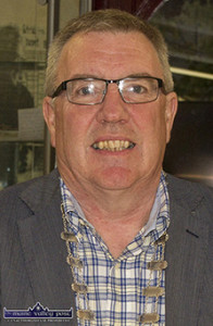 True Grit: Cllr Bobby O'Connell.