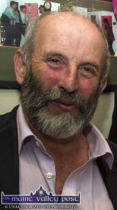 Danny Healy Rae, TD - organising busses to Belfast with West Cork TD, Michael Collins.  ©Photograph: John Reidy