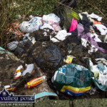 Minister Accuses Illegal Dumpers of 'Environmental and Economic Treason'