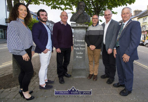 Bannalec/Castleisland Twinning Committee 10th Anniversary 30-4-2017