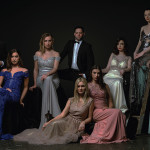 Model Agency Up Front on Tribute to Oscars and Vanity Fair