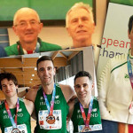 Local and National Athletics Success at Masters in Madrid