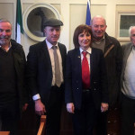 Turf Cutters Take Rights Issues to Dublin