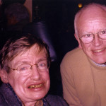 The day Ciaran Fleming created space for Stephen Hawking in Davy Byrne's