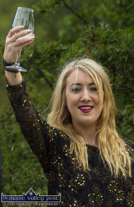 Spokesperson for 'The Mad Ones'  Kate McSweeney looking beyond Good Friday to a reawakening of live music in Castleisland on Easter Sunday night. ©Photograph: John Reidy