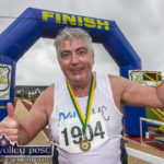 Improved Times and High Spirits in Spite of Rain at An Ríocht Event