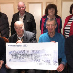 Card Players' Charity Cheques – It's a Habit Since the 1990s