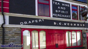 O'Connor's Bar, Knocknagoshel  - where the local GAA club's Lotto jackpot is worth €7,100 for Saturday night's draw. ©Photograph: John Reidy