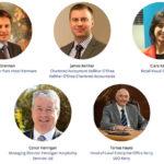 Expert Speakers for Chamber / B.O.I. Thursday Evening Event