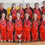 St. Mary's U-14 Girls Are All Ireland Club Champions