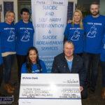 Almost €8,000 Raised in Eamonn Carey Memorial Run
