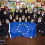 Knocknagoshel National School Earns European Blue Star Flag
