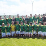 A Second Football Title for St. Patrick's Secondary School