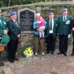 Heroic Deed of Sgt. Michael J.McElligott Commemorated in Fermoy