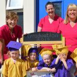 Graduations Day at Bright Beginnings Pre-School