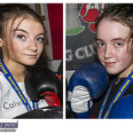Second Irish Boxing Title for Katelyn and Danielle's First Silver
