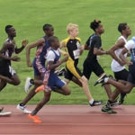 Flash Junior Making a Name for Himself in US Athletics