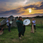 Unique Solstice Ceremony at Kerry's Oldest Burial Site