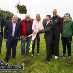 First Sod Turned on Club / College Pitch Collaboration