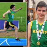 National Athletics Gold for John O'Connor