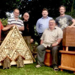 Men's Shed at Abbeyfeale Market on Friday
