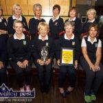 Castleisland Ladies Win Noreen Moore Trophy