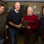 Timmy O'Connor – Award Delivered to Scully's Bar, Newmarket