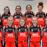 Home Win for St. Mary's U-16 Girls