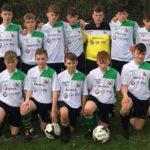 St. Patrick's U-15 Boys on a Munster Cup Winning Streak