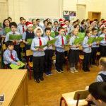 Evocation Reigns at Scoil Íde Curranes for Christmas Carol Concert