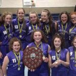Community College Girls Retain ETB County Basketball Title