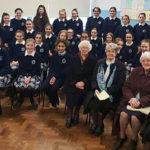 Celebrating Founder's Tercentenary at Presentation Castleisland