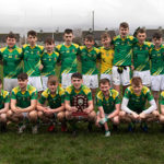 St. Patrick's Win Joe O'Connor U-16 ½ Colleges Football Championship
