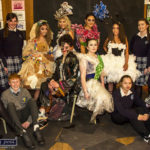 Pres and St. Pats in Junk Kouture Joint Venture