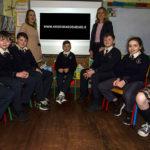 Pupils Launch Knocknagoshel National School on World Wide Web