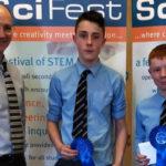 St. Patrick's Secondary School Students Impress in Sci Fest 2019
