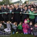 Endangered Species Emerge as Georgie O'Callaghan Park Officially Opens
