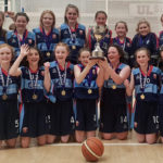 Pres Girls Win Unique Basketball League and Cup Double